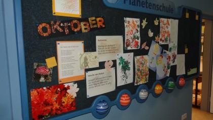 Fächerverbindender Unterricht zum Thema Herbst