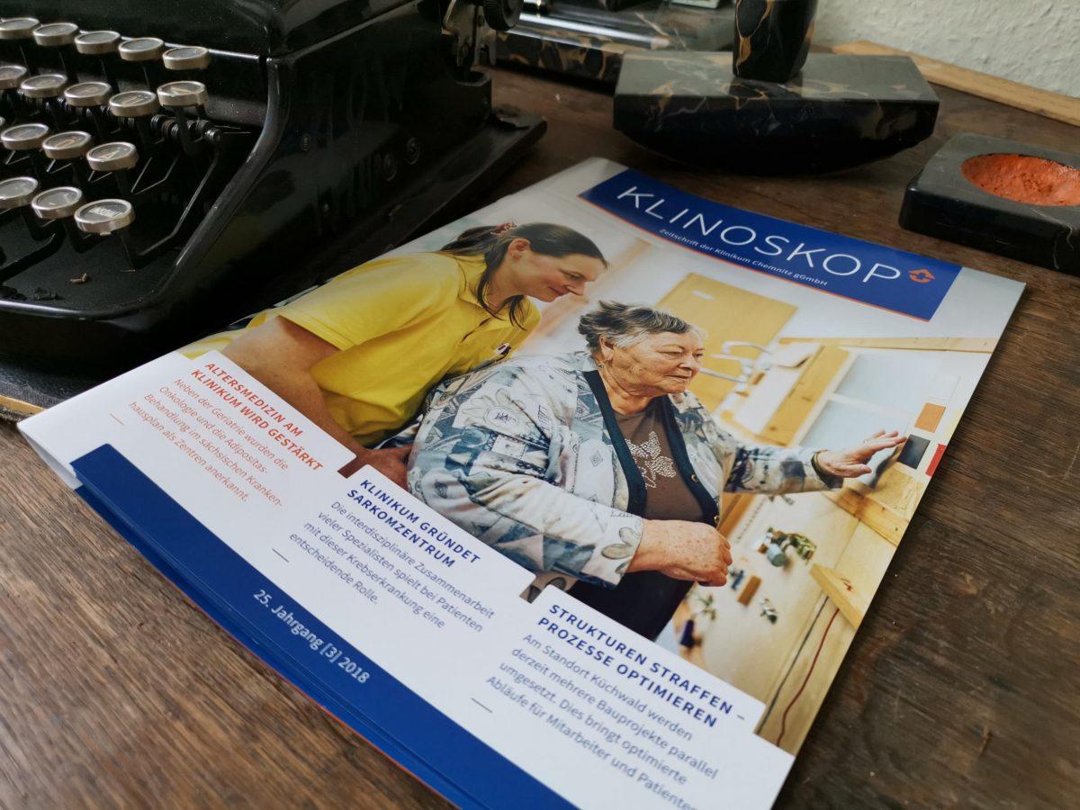 Klinoskop berichtet über Schule